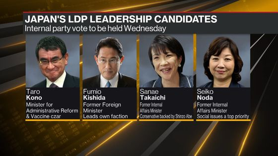 What Investors Should Look for in Vote for Japan's Next Prime Minister