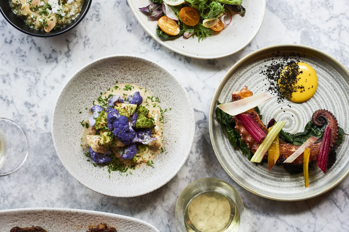 London Readies for Hot New Restaurants