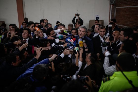 Uribe to Resign From Colombian Senate Amid Criminal Inquiry