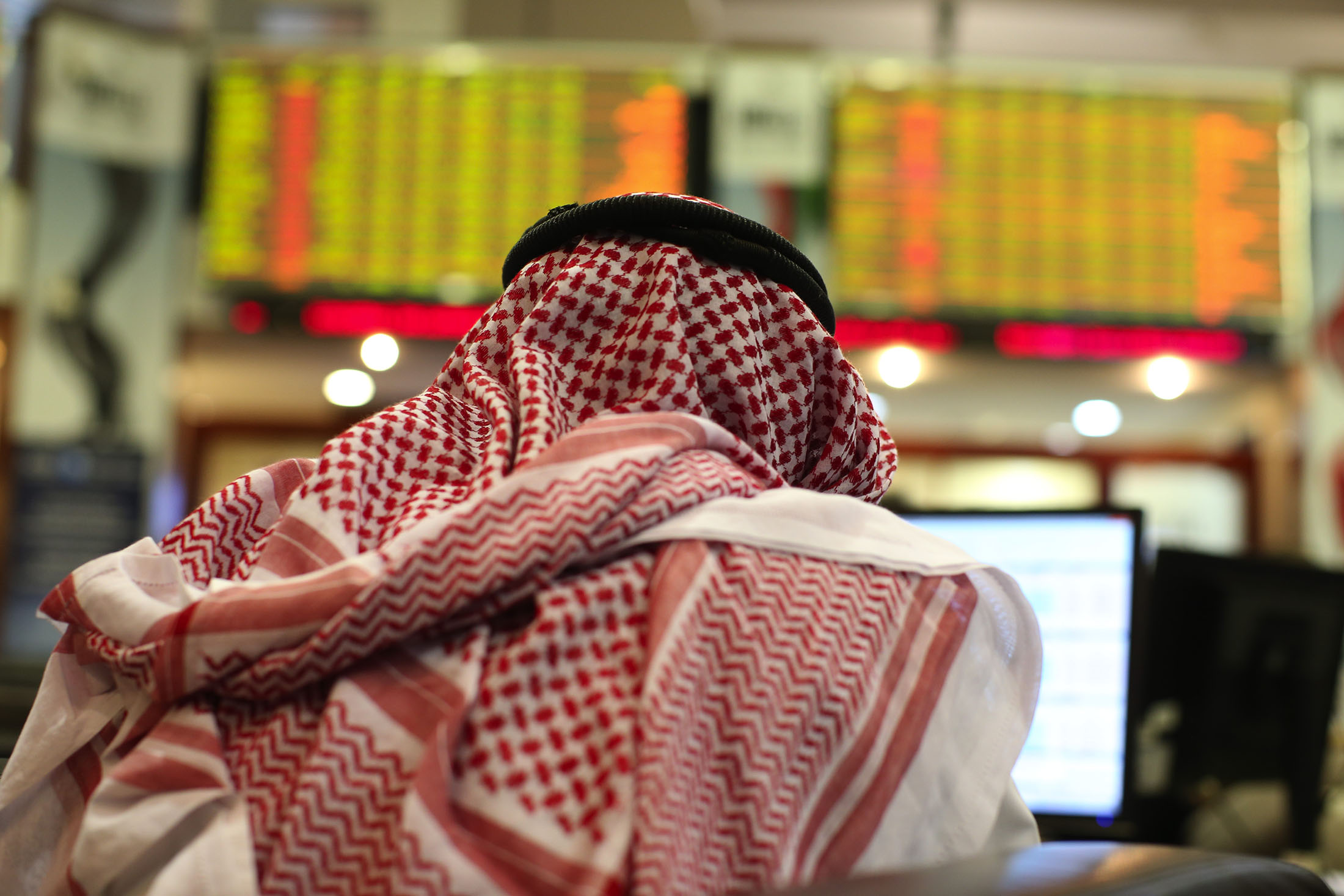 Saudi Stocks Defy Moody's Cut as Maaden Rallies; Dubai Retreats - Bloomberg