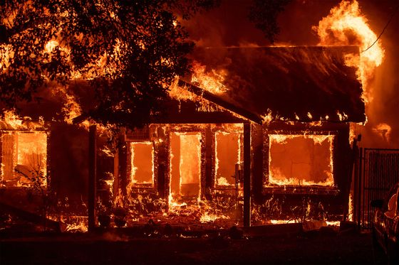 PG&E to Plead Guilty to Involuntary Manslaughter for Fire