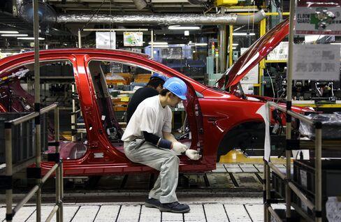 Mitsubishi Motors Plant