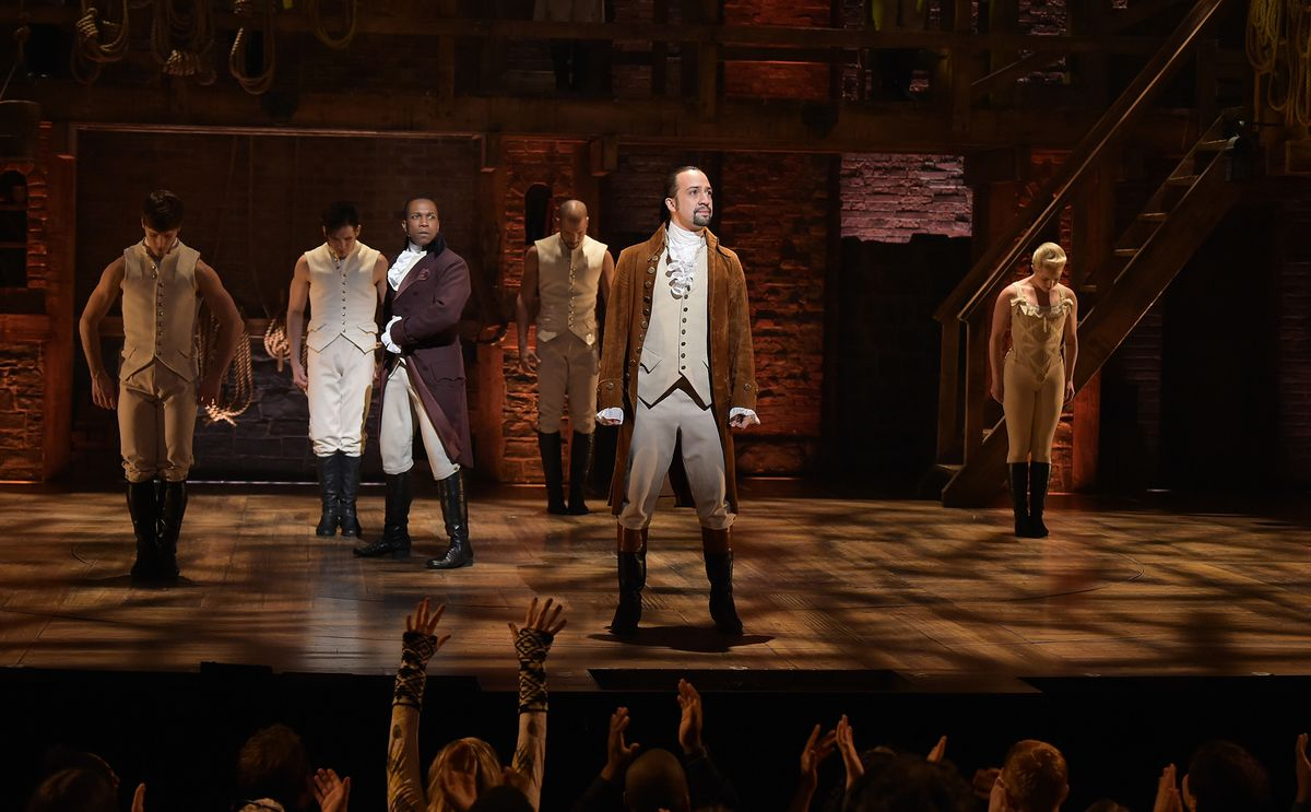 'Hamilton' Arrives on Disney+, Just in Time for At-Home Crowds