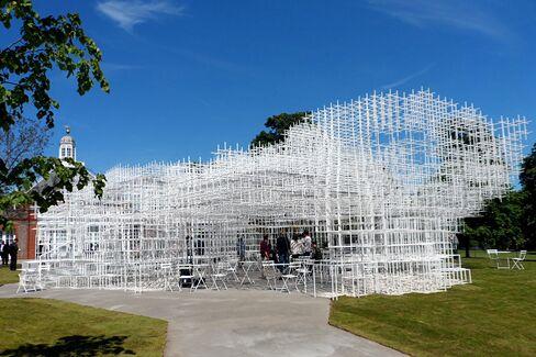 Serpentine Gallery 2013