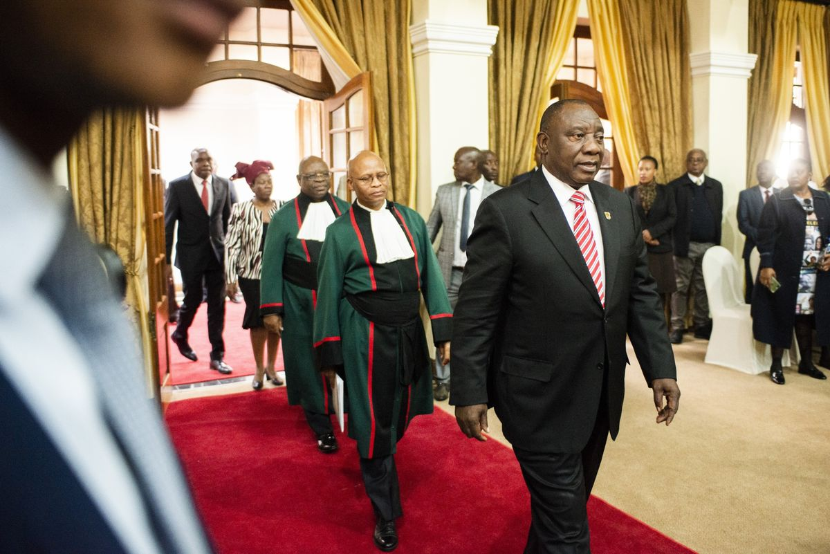 Ramaphosa Won't Name Donors Who Funded His Victory to Lead the ANC
