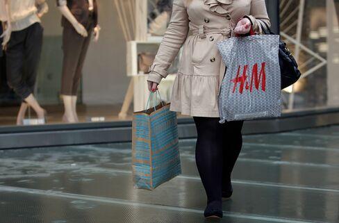 H&M Second-Quarter Profit Falls 18%