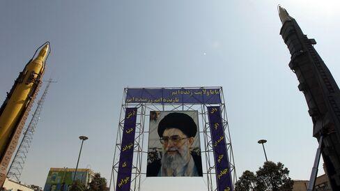 Ayatollah Ali Khamenei Portrait