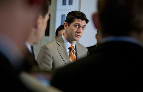 House Budget Committee Chairman Paul Ryan
