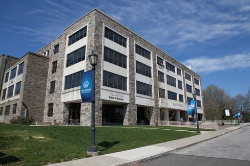 During an ???Uncertain Time??? for Higher Ed, Villanova Takes Its MBAs Online