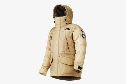 """The """"Moon Parka"""" by North Face."""