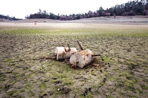 California Drought Seen Raising Food Costs More Than in 2012