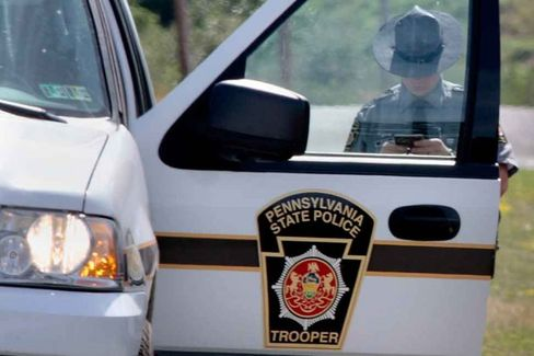 The Feds Say Pennsylvania???s Push-Up Test for State Troopers Is Sexist