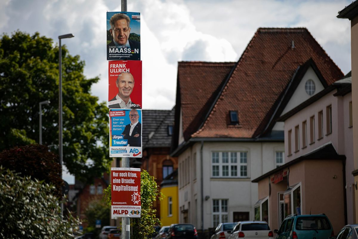Germans See Russian Meddling in Tight Election Intensifying