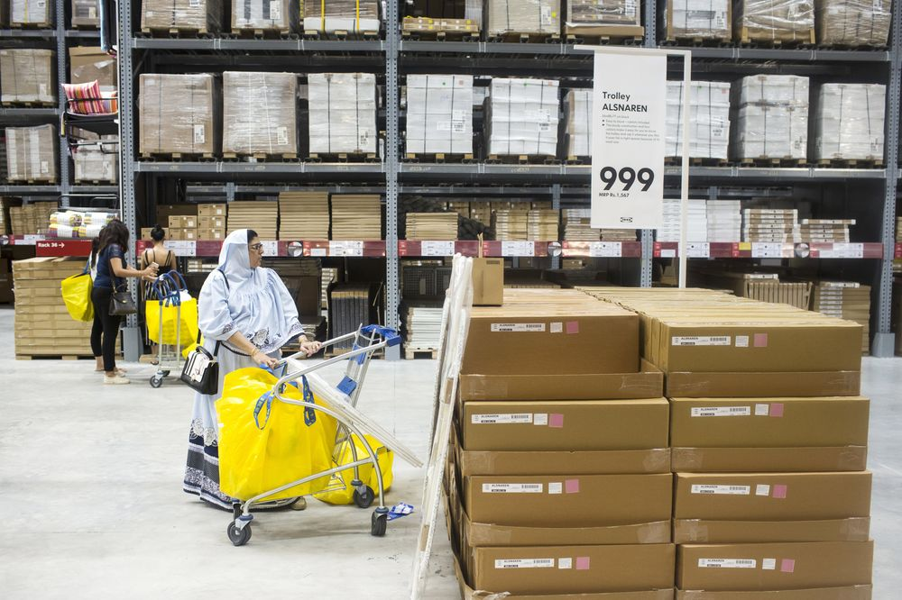 Worlds Largest Ikea To Open In Manila As Company Bets On Asia