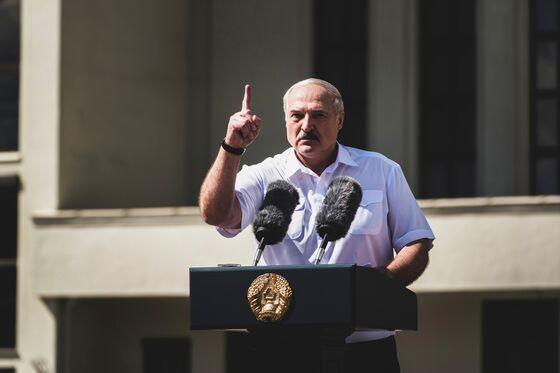 U.S. Sanctions Lukashenko's Spokeswoman, Top Prosecutor