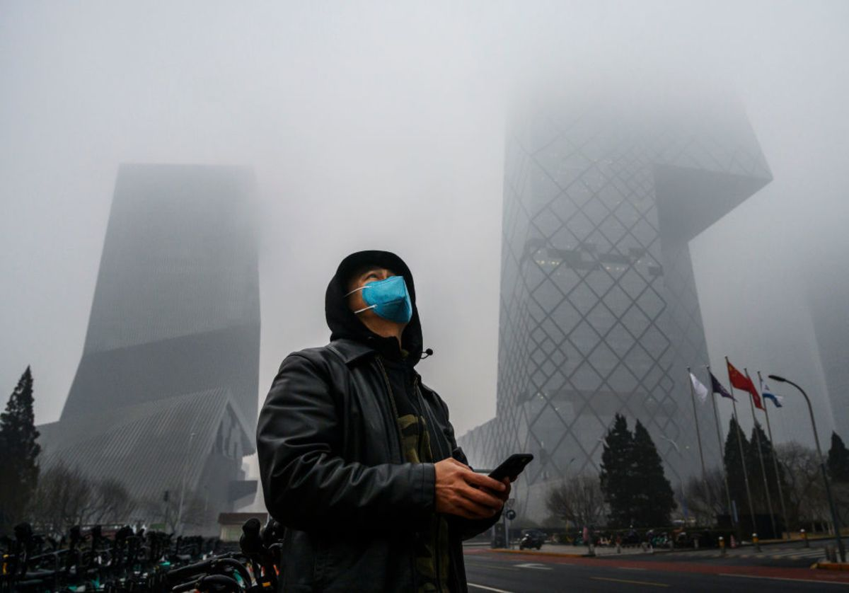 Why China Could Lose Its War on Pollution