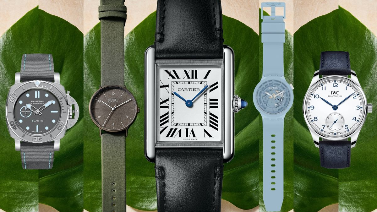 The Most Sustainable New Watches Released This Year