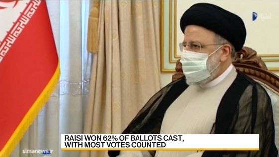 Nuclear Talks Drag On After Iran Elects Hardline President