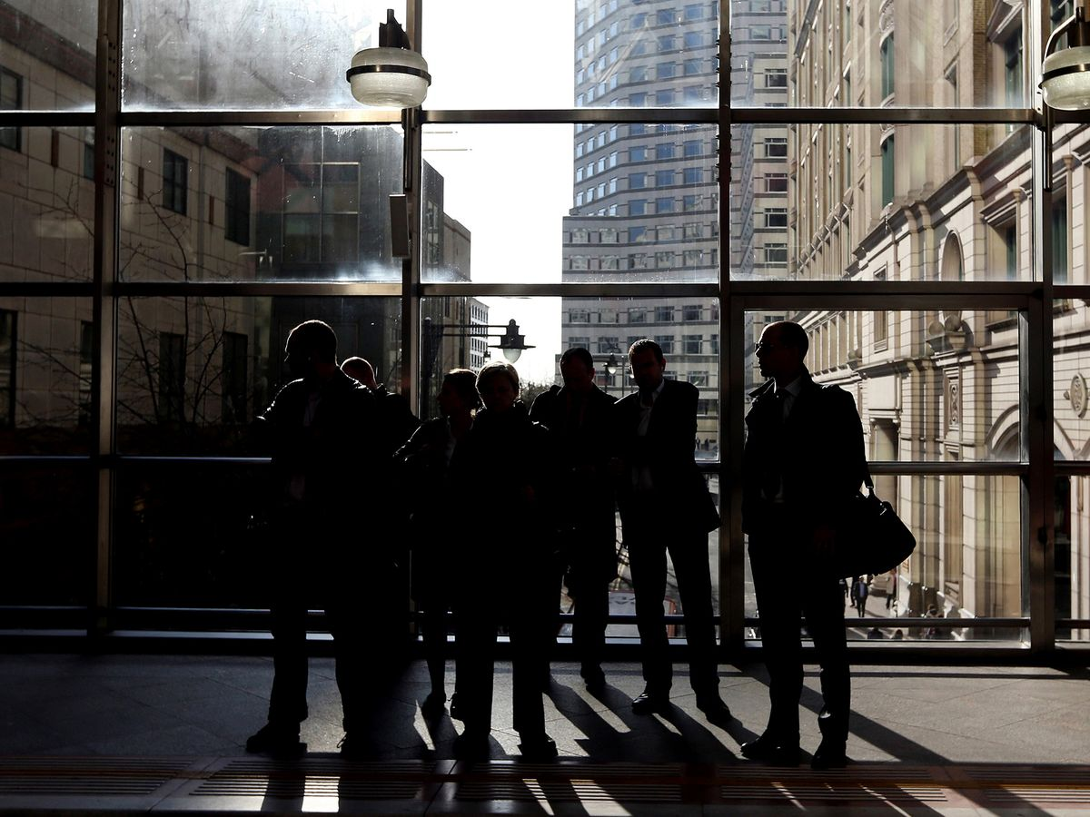 Employees Use Workplace as Source of Trust as Pessimism Persists