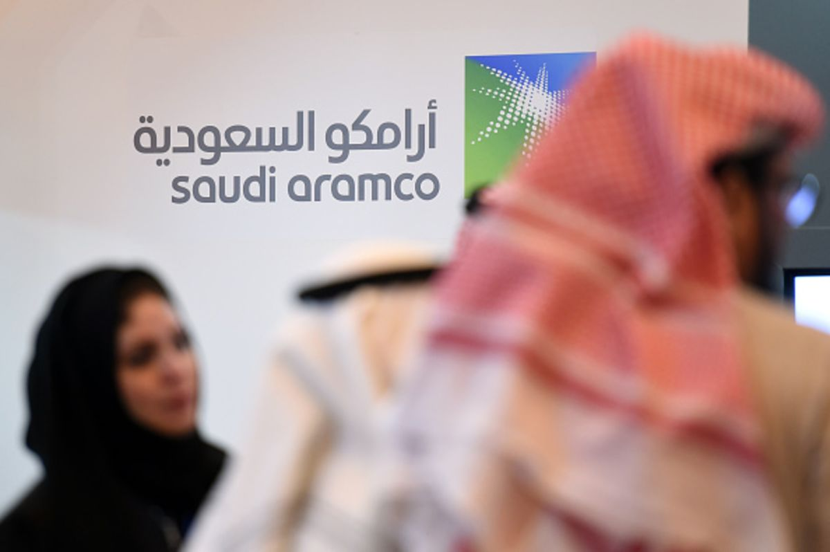 It's Hard to Say No to Aramco's IPO