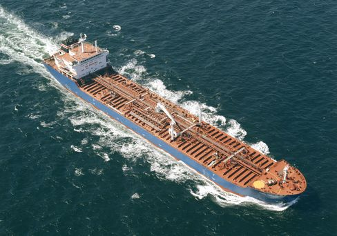 Ship Values Rebounding Most Since '10 as Norden Rallies