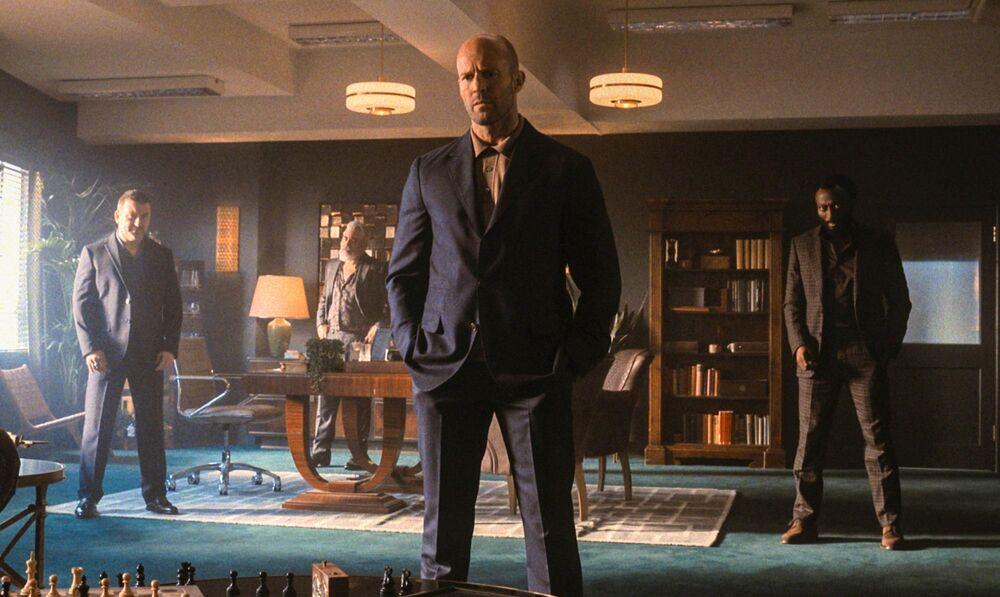 Wrath of Man' Heist Film Leads Quieter Weekend Box Office - Bloomberg