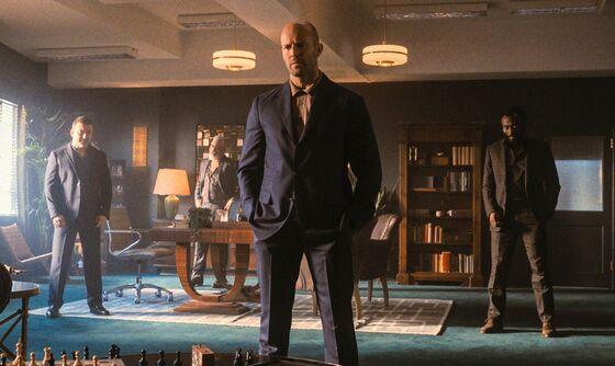 'Wrath of Man' Heist Film Leads Quieter Weekend Box Office