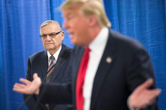 Trump Pardon Won't Erase Arpaio's Criminal Past in Comeback Bid