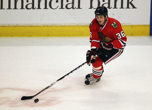 Blackhawks Beat Canucks to Avoid NHL Playoff Sweep