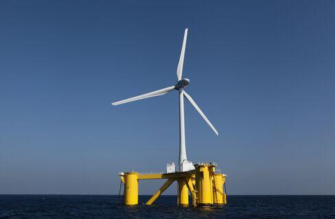 Fukushima Floating Offshore Wind Project