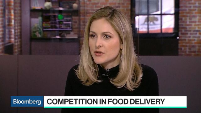 Food Delivery Pioneer Postmates Files to Go Public
