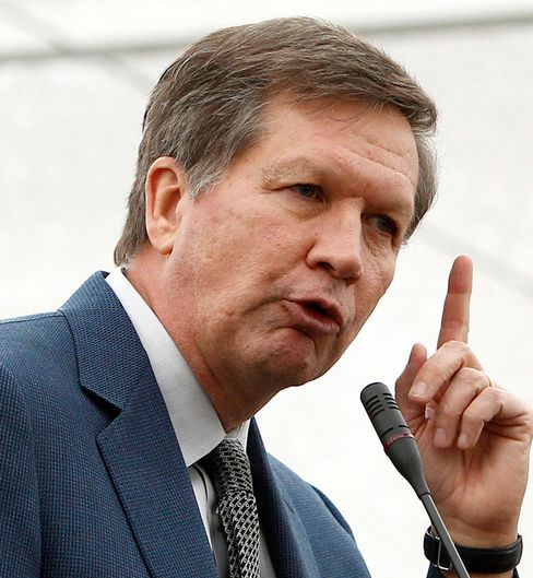 Referendum on Ohio Union Law Might Set Tone for 2012 Electio
