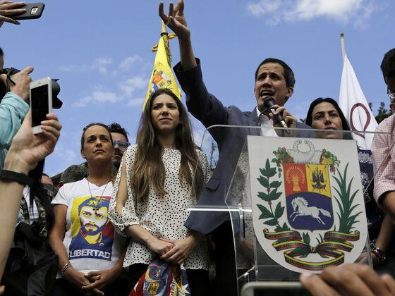 This Political Prisoner Is Calling the Shots in Venezuela's Uprising