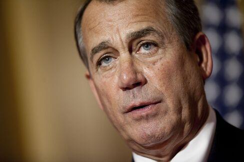 Representative John Boehner