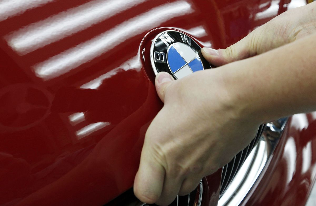 BMW Joins List of Carmakers Probed for Suspected Diesel Cheating