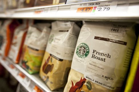 Kraft Sues Starbucks Over Branded Coffee Sales