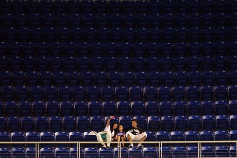 Why Are Baseball Fans Staying Home?