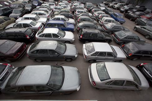 Renault in Russia Seen Increasing Share as No. 1 Foreigner