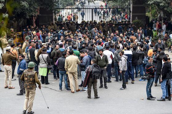 Violent Mob Attack on University Escalates India Tensions
