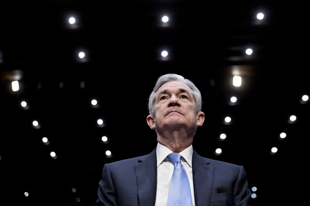 Fed's Powell Can't Avoid Making Waves This Week