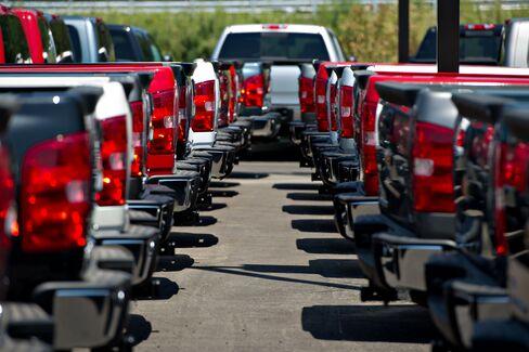 General Motors Co. dealership