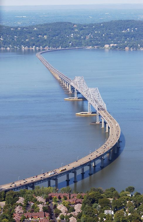 Cuomo Wants to Trim $14 Toll Planned for New Tappan Zee Span