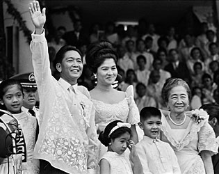1965: Ferdinand Marcos proposed 20 minutes after they met