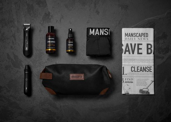 Grooming Startup ManscapedHolds Bright Lights SPAC Talks