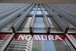 Nomura Holdings Inc. logo.