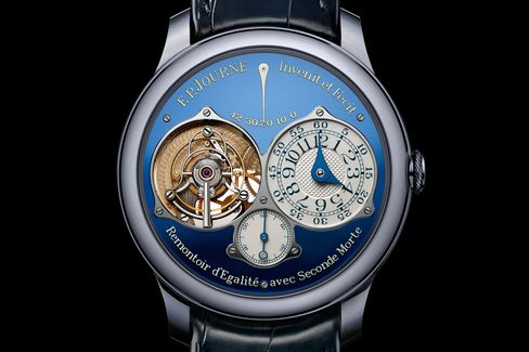 By mashing up his two most desirable watches, F.P. Journe created a winner.