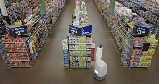 Walmart's Robot Revolution Takes Detour as Partnership Ends