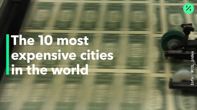 These Are the World's Most Expensive Cities