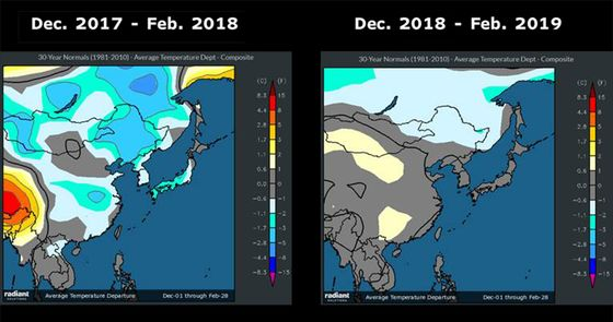 Asia Is Expecting a Milder Winter—and No Mad Dash for Gas