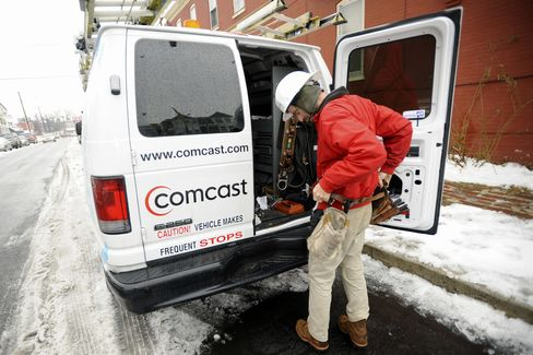 Comcast Service Technician